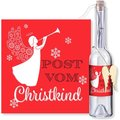 Flaschenpost Christkind