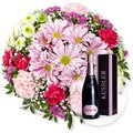 Blütenzauber und Kessler Rose Sekt