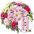 Blütenzauber und Herz-Pralinen-Trio