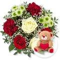Romance und Love-Teddy