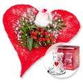 Forever und Glasbär mit Herz