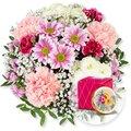 Blütenzauber und Schoko-Taler