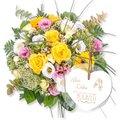 Florence und Vintage-Herz Alles Liebe zur Hochzeit