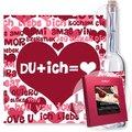 Flaschenpost DU + ich und mydays Box: Kleine Köstlichkeiten