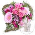 Von Herzen und Blütenrausch Pfingstrosen-Handcreme Für Dich