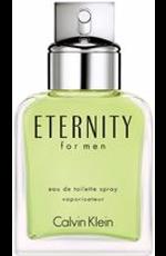 ETERNITY FOR MEN eau de toilette vaporizador 50 ml