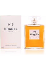 Nº 5 eau de parfum vaporizador 200 ml