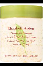 GREEN TEA BAMBOO honey drops body cream 500 ml