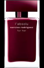 FOR HER L'ABSOLU eau de parfum vaporizador 50 ml