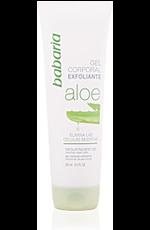ALOE VERA gel exfoliante corporal 250 ml
