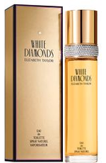 WHITE DIAMONDS eau de toilette vaporizador 100 ml
