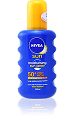 SUN PROTEGE&HIDRATA spray SPF50 200 ml