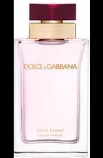 DOLCE & GABBANA POUR FEMME eau de parfum vaporizador 100 ml