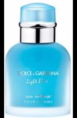 LIGHT BLUE EAU INTENSE POUR HOMME eau de parfum vaporizador 50 ml