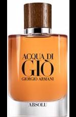 ACQUA DI GIÒ ABSOLU eau de parfum vaporizador 75 ml