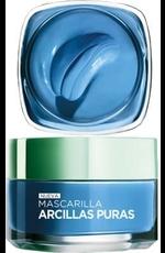 Dermo Expertise Mascarilla De Arcilla Azul Anti Imperfecciones, 50 ml