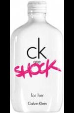 CK ONE SHOCK FOR HER edt vaporizador 100 ml