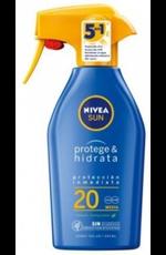 Nivea Nivea Sun Pistola SFP20 Spray, 300 ml