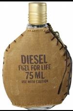 FUEL FOR LIFE POUR HOMME eau de toilette vaporizador 75 ml