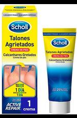 Dr. Scholl Crema Talones Agrietados, 60 ml