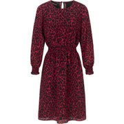 Kleid aus 100% Seide Uta Raasch mehrfarbig...