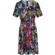 Kleid 1/2-Arm Basler mehrfarbig...