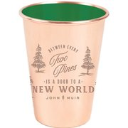 Two Pines 16oz Copper Becher (Grün) - Campinggeschirr
