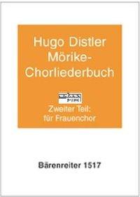 Moerike Chorliederbuch 2 op 19