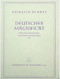 Deutsches Magnificat SWV 494