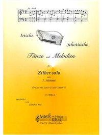 Irische schottische Tänze + Melodien 1