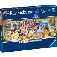 Ravensburger Disney Panoramic 1000 Piece Puzzle - Hamleys Gifts