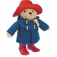 Large Cuddly Traditional Paddington Bear
