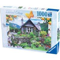 Ravensburger The Lakeland Cottage 1000pc Puzzle - Ravensburger Gifts
