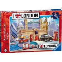Ravensburger London XXL 100pc Puzzle - Ravensburger Gifts