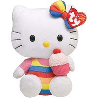 TY Hello Kitty Cupcake Beanie - Hello Kitty Gifts