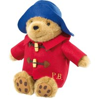 Cuddly Paddington Bear 21cm