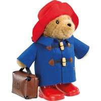 Paddington Bear with Boots & Suitcase 38cm