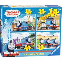 Ravensburger Thomas & Friends 4 In A Box Puzzle - Ravensburger Gifts
