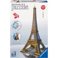 Ravensburger Eiffel Tower Building 216 Piece 3D Puzzle - Ravensburger Gifts