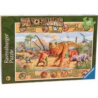Ravensburger Dinosaurs XXL 100 Piece Puzzle - Ravensburger Gifts