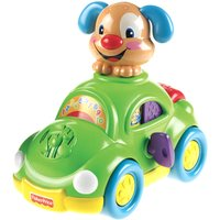 Laugh & Learn Puppy's Learning Car - Laugh Gifts