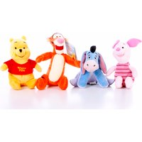 Winnie The Pooh Core 8-Inch Soft Toy Assortment - Soft Toy Gifts