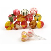 Natural Handmade Round Lollipops - Handmade Gifts