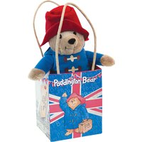 Paddington Bear Union Jack Bag