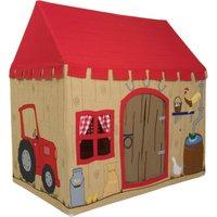 Win Green Small Barn Playhouse - Playhouse Gifts