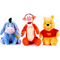 Winnie The Pooh Core 10-Inch Soft Toy Assortment