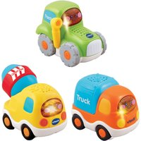 VTech Baby Toot-Toot Drivers Construction Vehicles - Vtech Gifts