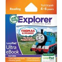 LeapPad Ultra eBook The Great Penguin Rescue