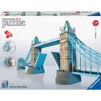 Ravensburger Tower Bridge 3D Puzzle 216pc - Ravensburger Gifts