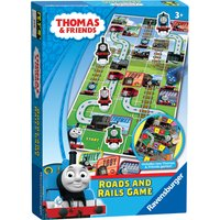 Ravensburger Thomas & Friends Roads & Rails Game - Thomas Gifts